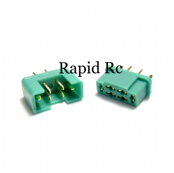 MPX Connector Male / Female ( 1 pair - set )